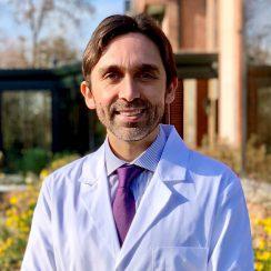 Doctor Mauricio Pérez Velásquez